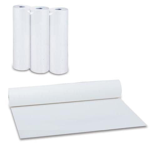 Рулоны для принтера 420 мм (диаметр 64 мм, длина 29 м, втулка 18 мм) белизна 96%, КОМПЛЕКТ 3 шт., STARLESS, 32728