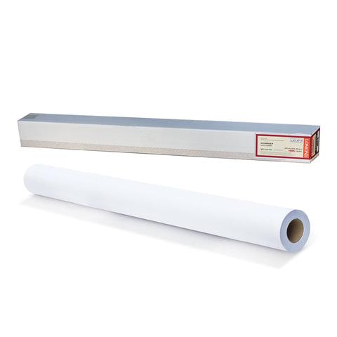 Рулон для плоттера (холст), 1067 мм х 10 м х втулка 50,8 мм, 320 г/м2, фактура льняная, пигметные чернила, LOMOND, 1207033
