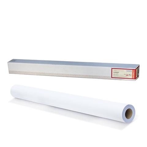Рулон для плоттера (холст), 1067 мм х 10 м х втулка 50,8 мм, 300 г/м2, фактура льняной ткани, LOMOND, 1207013