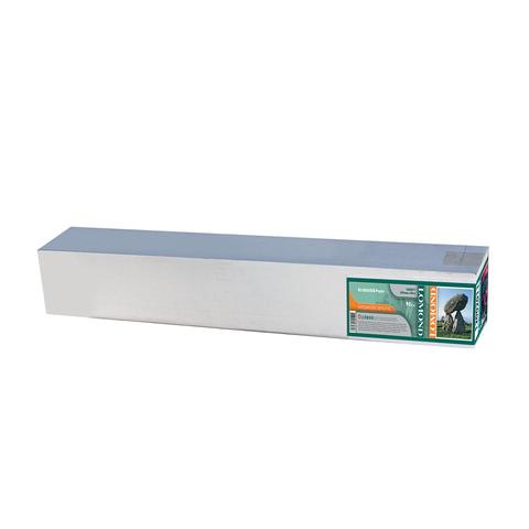 Рулон для плоттера, 610 мм х 45 м х втулка 50,8 мм, 90 г/м2, матовое покрытие (бумага), LOMOND 1202011