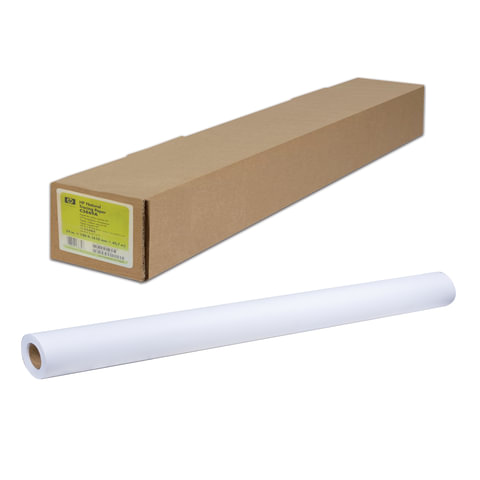 Рулон для плоттера, 1067 мм х 45 м х втулка 50,8 мм, 80 г/м2, белизна CIE 160%, Bond HP Q1398A