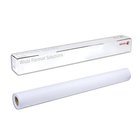 Рулон для плоттера, 610 мм х 46 м х втулка 50,8 мм, 90 г/м2, белизна CIE 164%, Inkjet Monochrome XEROX 450L90506
