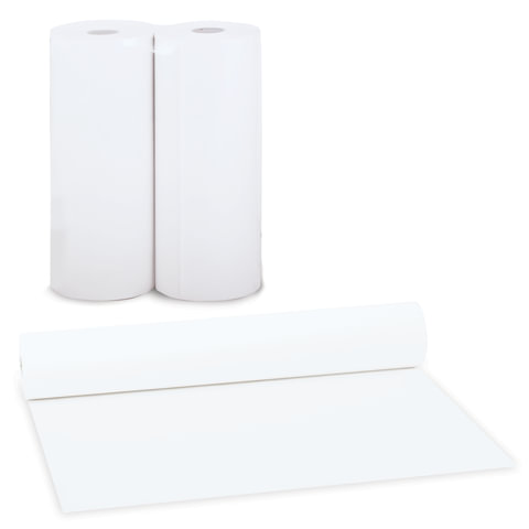 Рулоны для принтера 210 мм (диаметр 93 мм, длина 60 м, втулка 26 мм) белизна 80%, КОМПЛЕКТ 2 шт., STARLESS, 48854