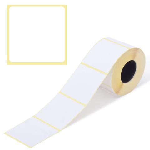 Этикетка ТермоЭко, для термопринтера и весов, 58х60х500 шт. (ролик), светостойкость до 2 месяцев, 122300
