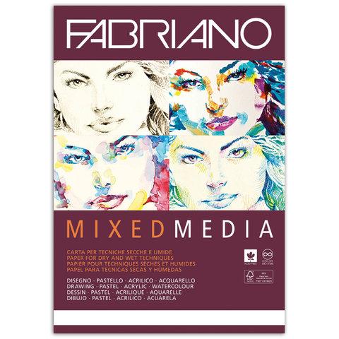 Альбом для рисования А4 (210х297 мм) FABRIANO