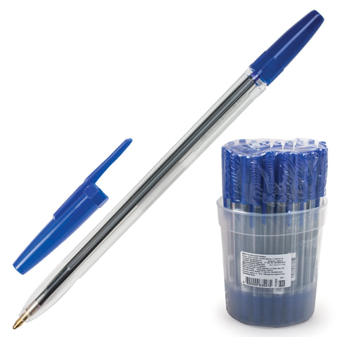 Ручка шариковая СТАММ