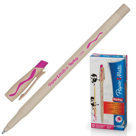 Ручка стираемая шариковая PAPER MATE