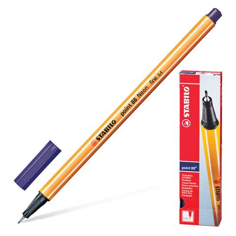 Ручка капиллярная STABILO
