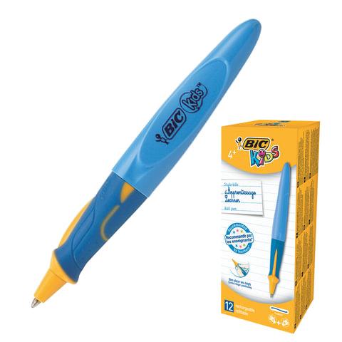 Ручка шариковая с грипом BIC