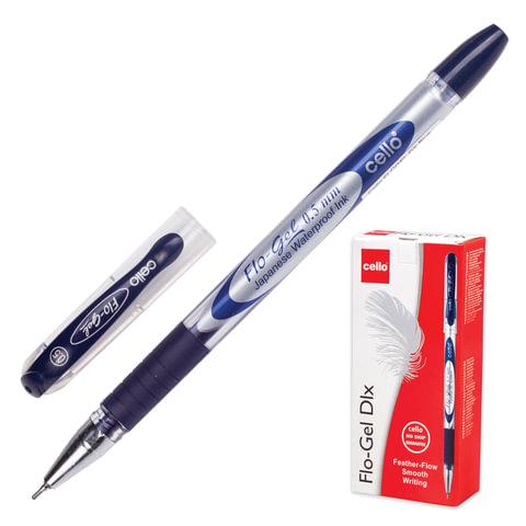 Ручка гелевая CELLO с грипом