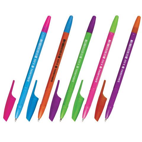 Ручка шариковая BRAUBERG