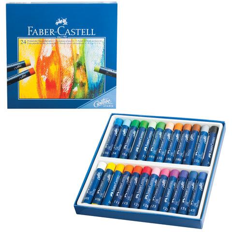 Пастель масляная художественная FABER-CASTELL