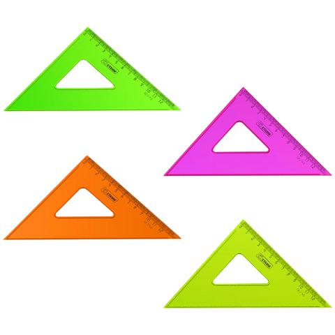 Треугольник пластиковый 45х12 см, СТАММ