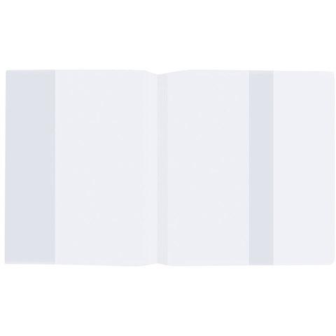 Обложка ПП для учебника STAFF/ПИФАГОР универсальная, прозрачная, 70 мкм, 230х450 мм, 225184
