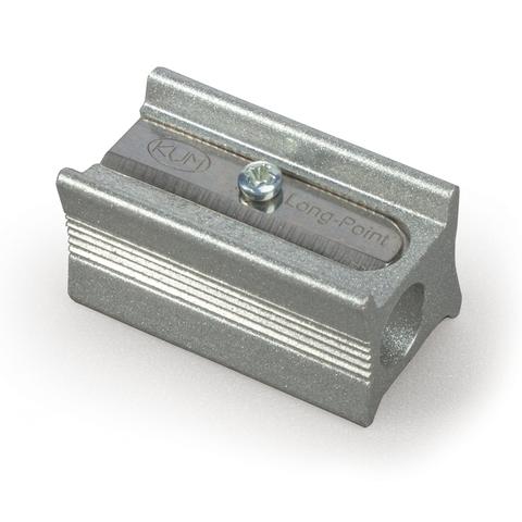 Точилка KOH-I-NOOR, ДЛЯ УДЛИНЕННОГО ГРИФЕЛЯ, металлическая, прямоугольная, 9095000042KK