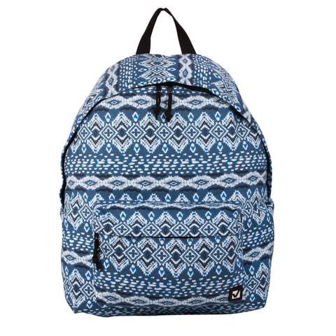 Рюкзак BRAUBERG универсальный, сити-формат, синий коттон,