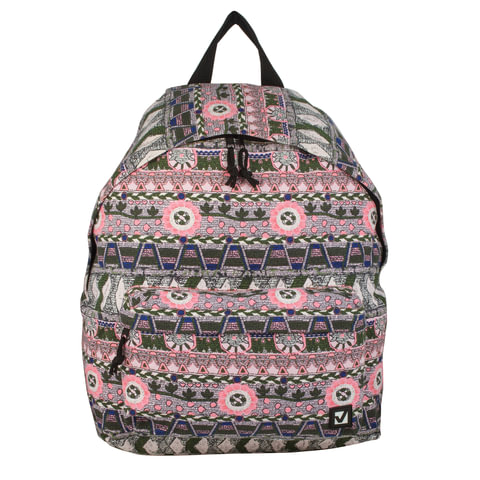 Рюкзак BRAUBERG универсальный, сити-формат, коричневый коттон,