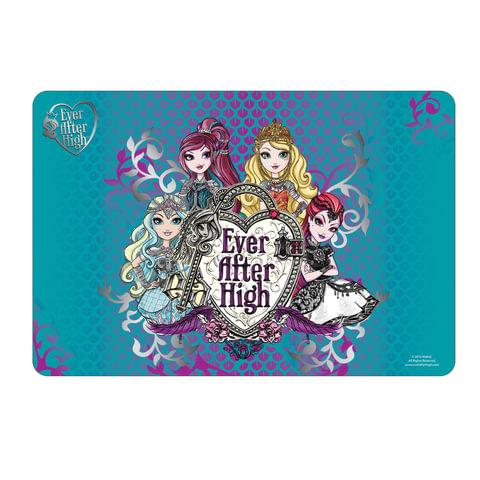 Коврик-подкладка настольный для письма А3, ERICH KRAUSE, пластик с печатью, для девочек,