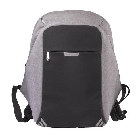 Рюкзак BRAUBERG с защитой от краж, с отделением для ноутбука, 43х28х12 см, 227092