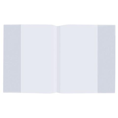 Обложка ПЭ для дневников и тетрадей ПИФАГОР, 40 мкм, 210х350 мм, 227421