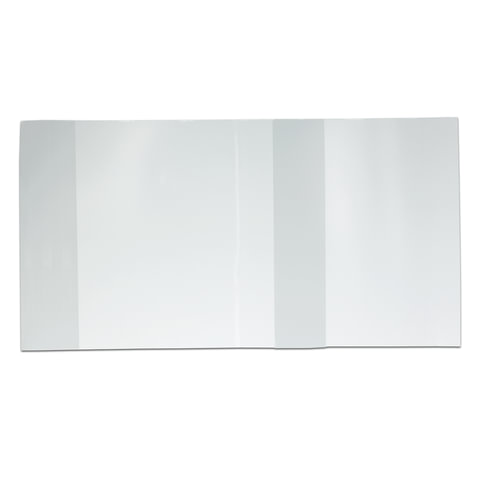 Обложка ПЭ для учебников ПИФАГОР, универсальная, 90 мкм, 233х450 мм, 227425