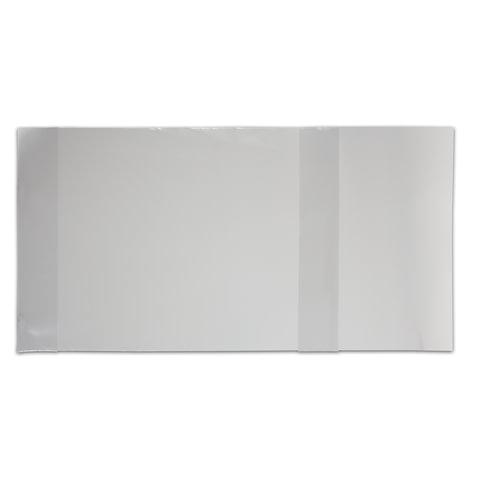 Обложка ПЭ для контурных карт и школьных атласов ПИФАГОР, универсальная, 90 мкм, 292х560 мм, 227430