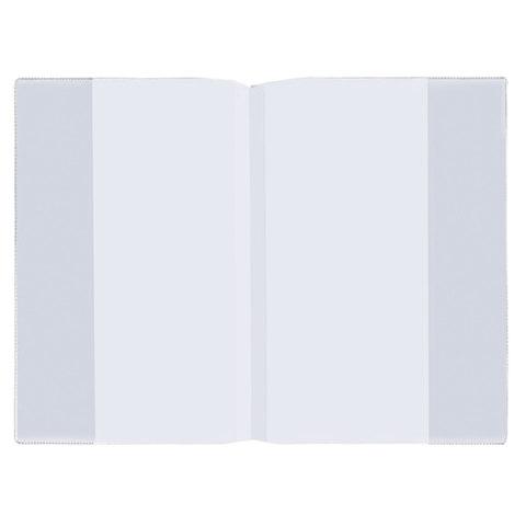 Обложка ПВХ для учебников английского языка Биболетовой, ПИФАГОР, 100 мкм, 286х415 мм, 227435