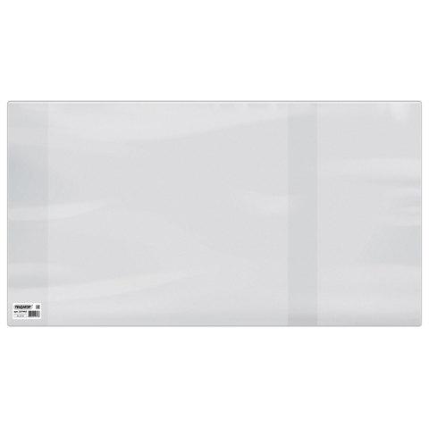 Обложка ПВХ для учебников А4, контурных карт, атласов, ПИФАГОР, универсальная, 120 мкм, 292х560 мм, 227492