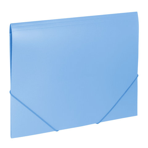 Папка на резинках BRAUBERG