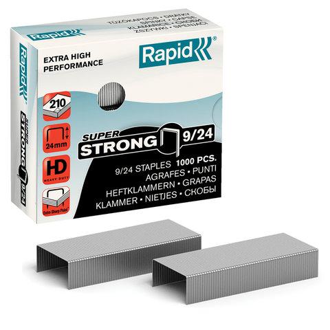 Скобы для степлера RAPID HD210