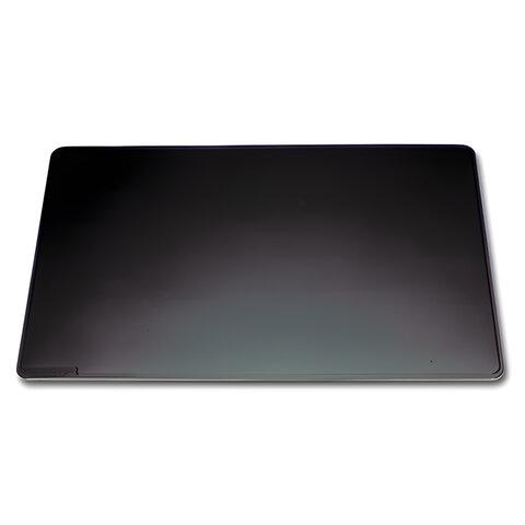 Коврик-подкладка настольный для письма DURABLE (Германия), непрозрачный, 52х65см, черный, 7103-01