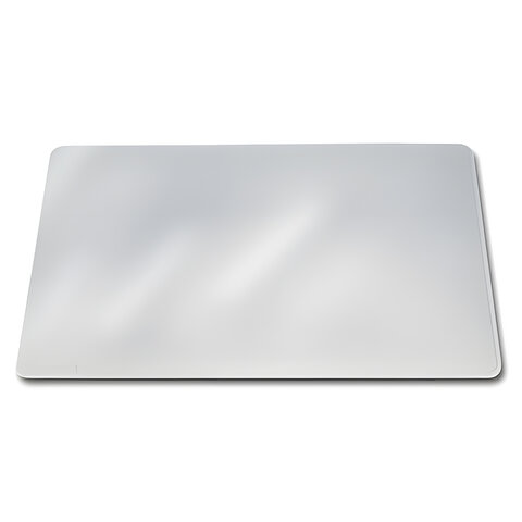 Коврик-подкладка настольный для письма DURABLE (Германия), прозрачный,