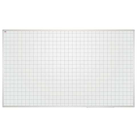 Доска магнитно-маркерная (85x100 см), КЛЕТКА, алюминиевая рамка, EDUCATION,