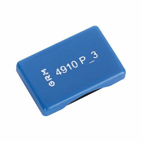 Подушка сменная 26х9 мм, для GRM 4910-РЗ, TRODAT 4910, 4810, 4810 BANK, 171000014