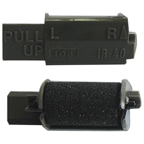 Картридж для калькуляторов с печатью CASIO (для калькулятора 250407, модель HR-8 ), IR-40/10, одноцветная печать