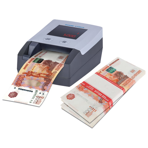Детектор банкнот DORS CT2015, автоматический, RUB, ИК-, УФ-, магнитная детекция, SYS-040210