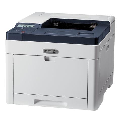 Принтер лазерный ЦВЕТНОЙ XEROX Phaser 6510N, А4, 28 стр./мин., 50000 стр./мес., сетевая карта (без кабеля USB), 6510V_N