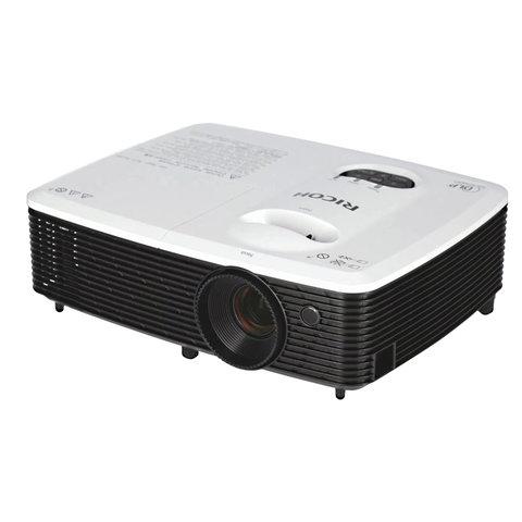 Проектор RICOH PJ WX2440, DLP, 1280x800, 16:10, 3000 лм, 2200:1, 2,6 кг, 432171