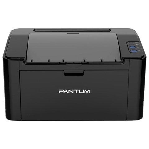 Принтер лазерный PANTUM P2500w, А4, 22 стр./мин, 15000 стр./мес, Wi-Fi, P2500W