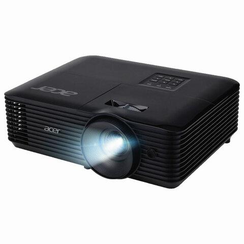 Проектор ACER X118HP DLP, 800 x 600, 4:3, 4000 лм, 20000:1, 2,8 кг, MR.JR711.00Z