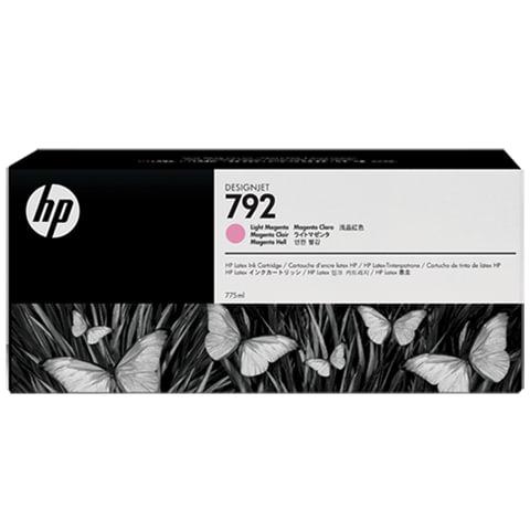 Картридж струйный HP (CN710A) DesignJet L26500, 792, светло-пурпурный, оригинальный