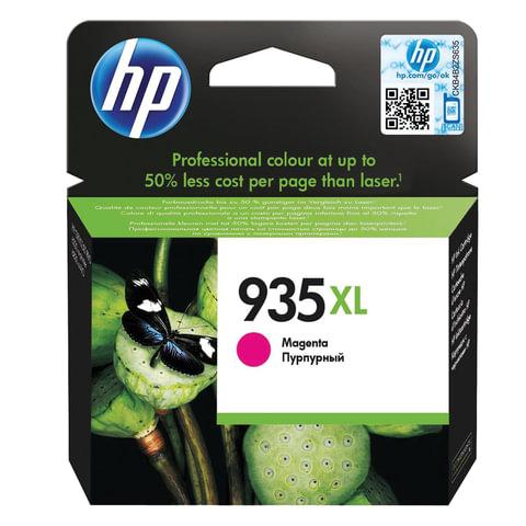 Картридж струйный HP(C2P25AE)HP Officejet Pro 6830/6230, 935XL, пурпурный, оригинальный, увеличенный ресурс 825 страниц