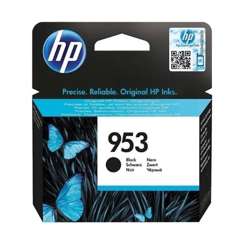 Картридж струйный HP (L0S58AE) Officejet Pro 8710/8210, 953, черный, ресурс 1000 стр., оригинальный