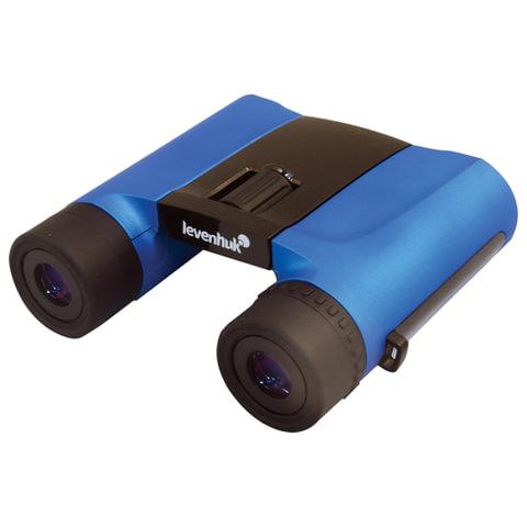 "Бинокль LEVENHUK ""Rainbow 8x25"", увеличение х8, объектив 25 мм, синий, 67690"