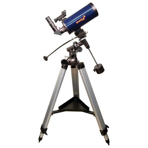 Телескоп LEVENHUK Strike 1000 PRO, катадиоптрик, 3 окуляра, ручное управление, полупрофессиональный, 37365