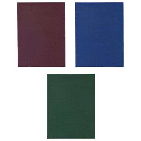 Тетрадь бумвинил А4, 96 л., офсет, клетка, справочный материал, СП, STAFF, 402655
