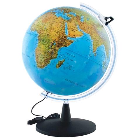Глобус физический/политический TECNODIDATTICA (Италия)