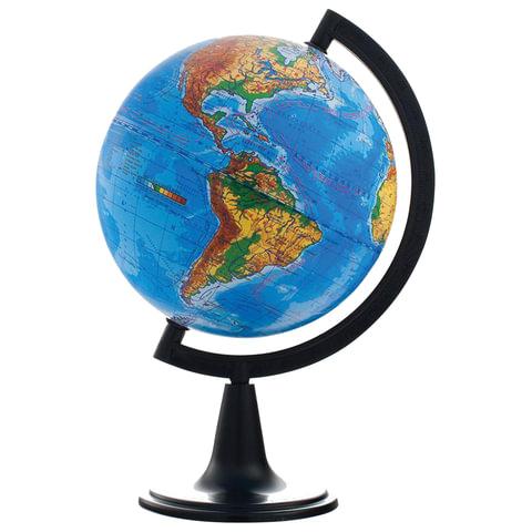 Глобус физический, диаметр 150 мм, 10003