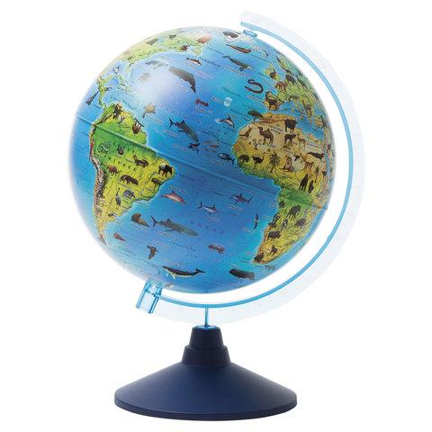 Глобус зоогеографический GLOBEN