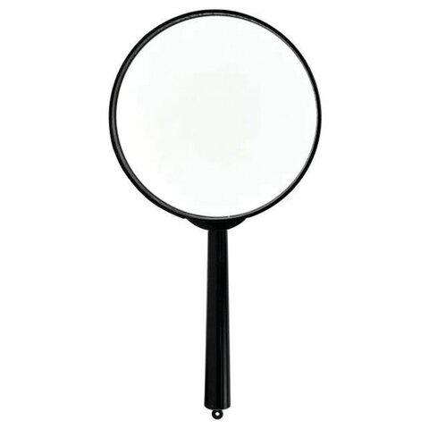 Лупа просмотровая INDEX, диаметр 100 мм, увеличение 3, IMG100
